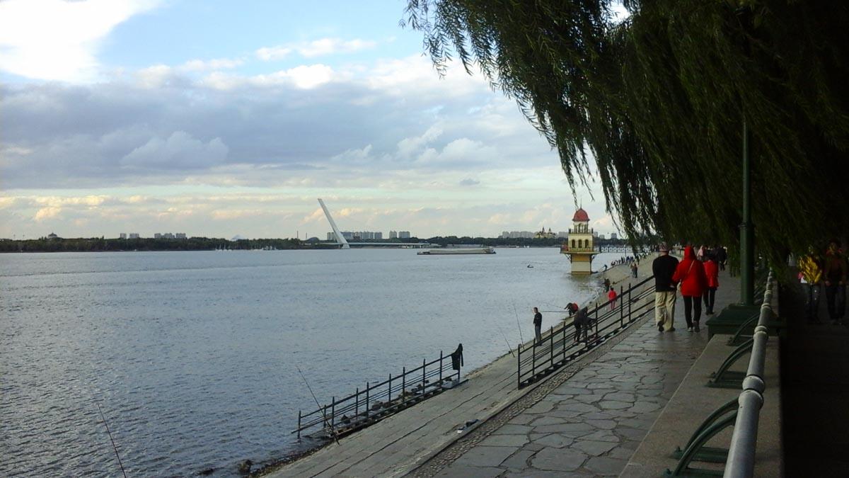 Stalin Park, Harbin
