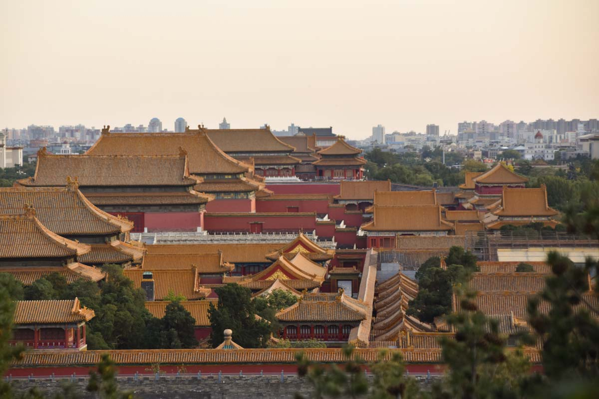 China Landmarks - Forbidden Palace