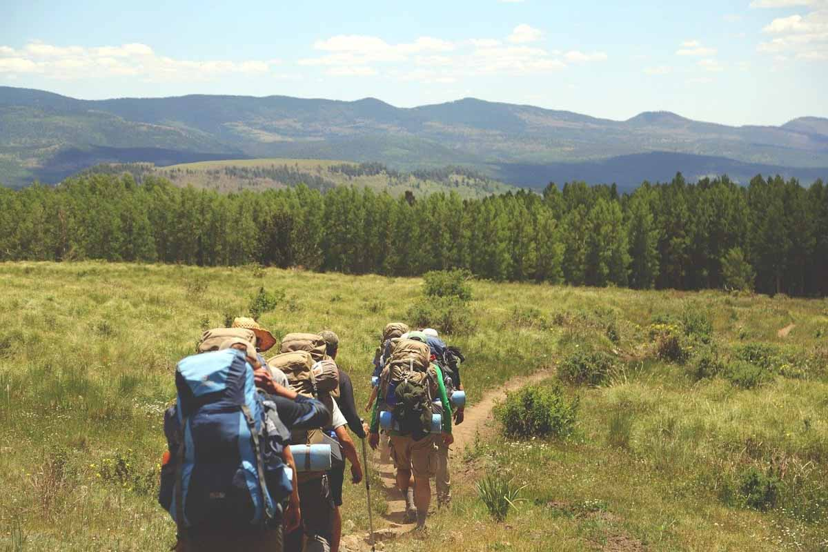 Backpacking in Kazakhstan