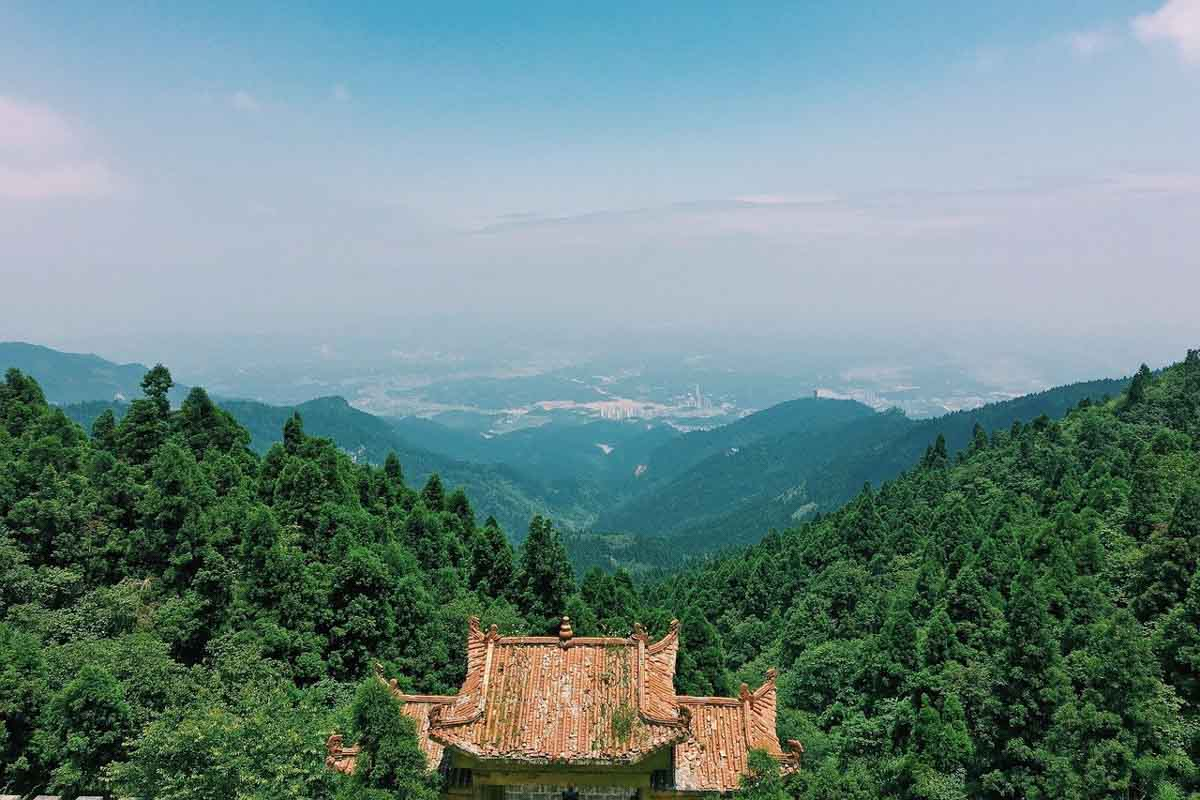 Chinese Landmark Hengshan South
