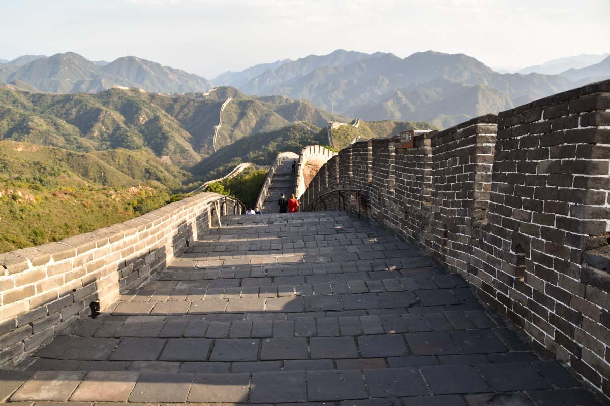 The Great Wall, Badaling