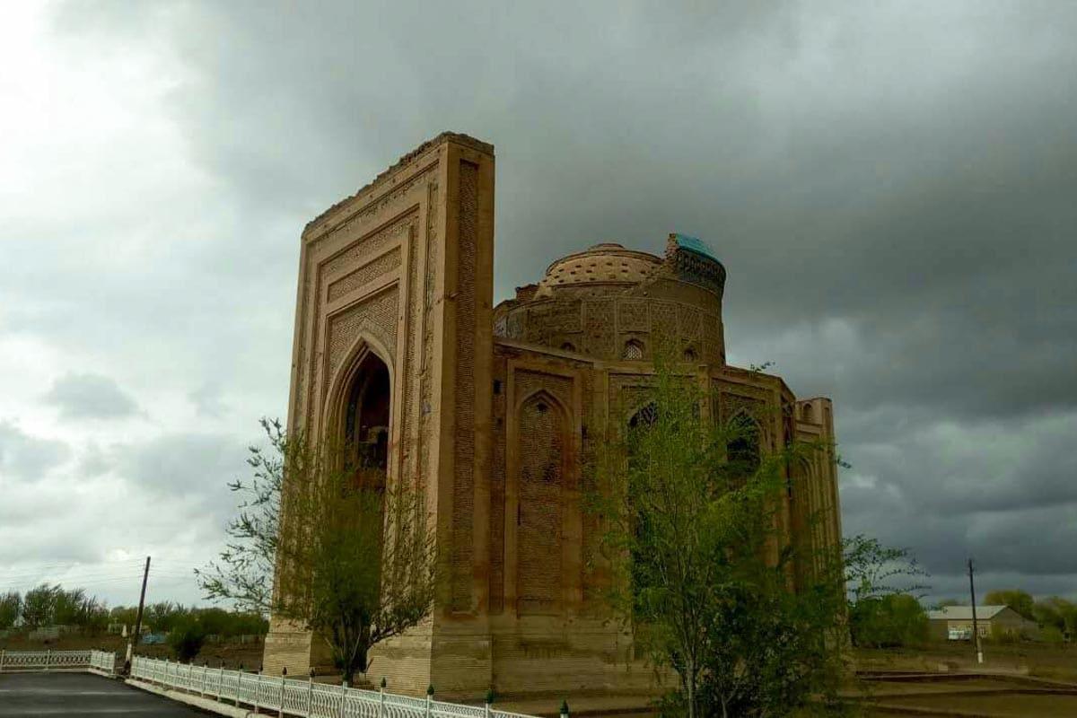 Asia Landmarks - Konye Urgench