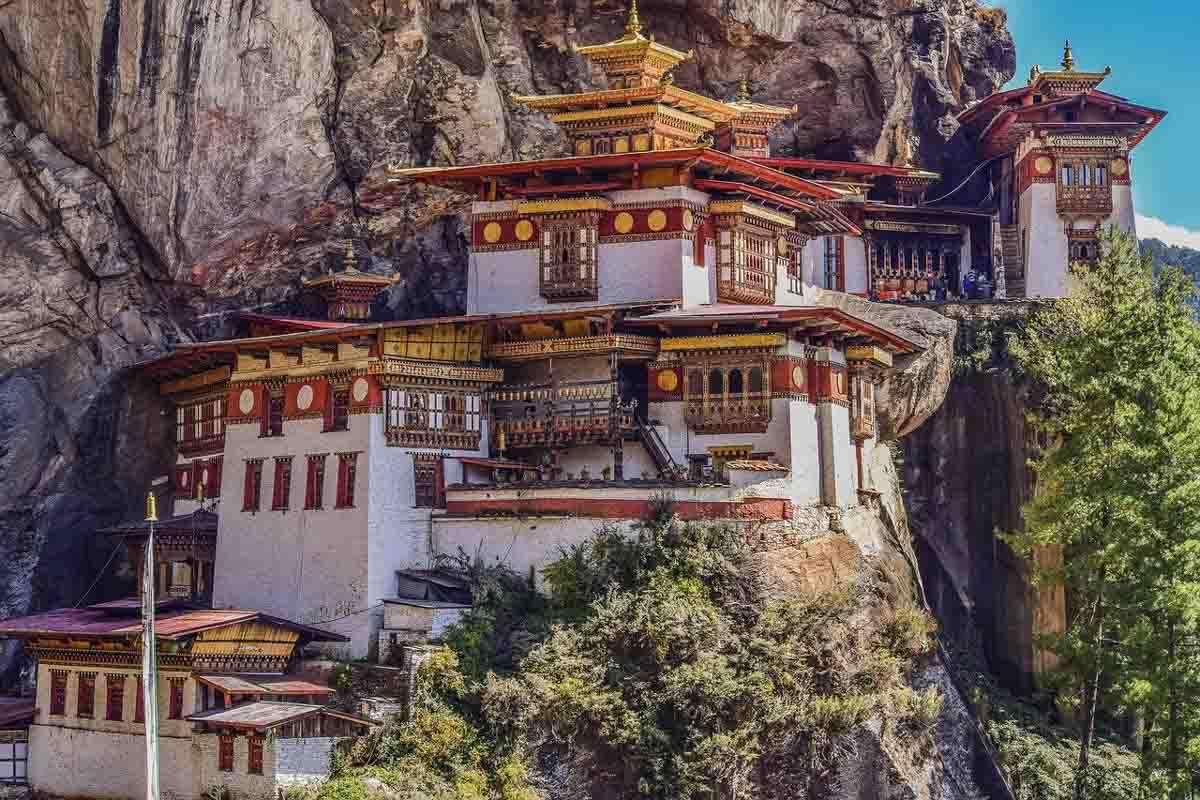 Tigers Nest, Bhutan