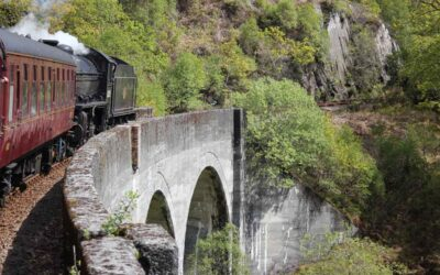 15 of the Most Scenic Train Rides in the World
