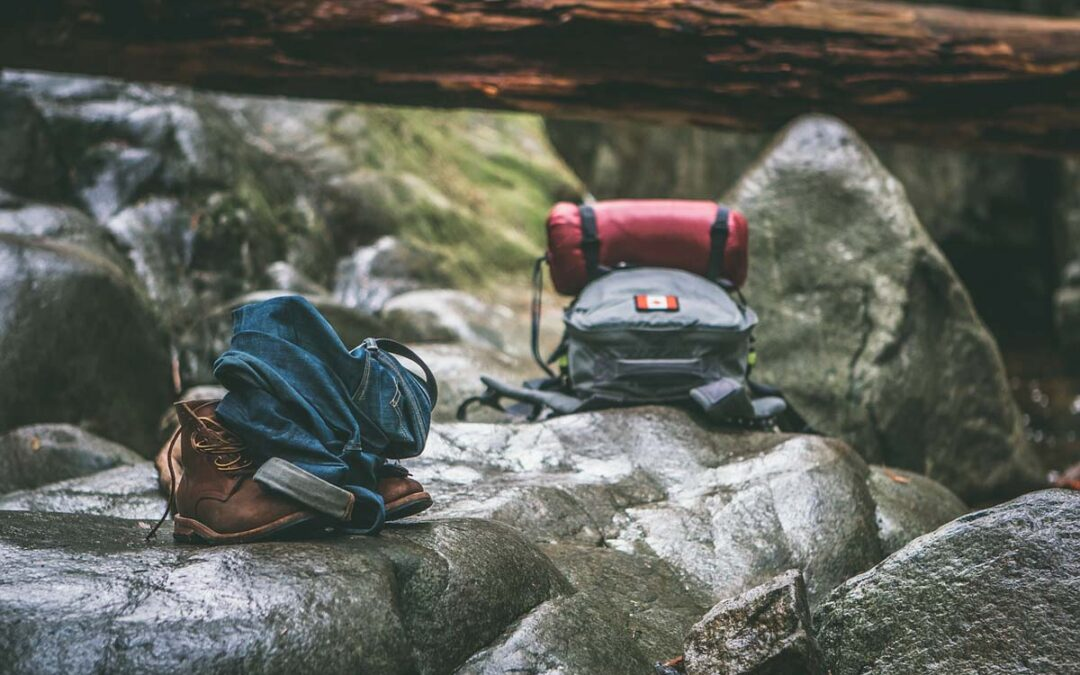 Overland Travel Packing List