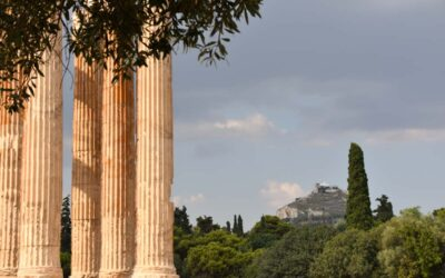 Everything You Need to Know About the Temple of Olympian Zeus, Athens